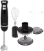 Inventum Staafmixer set 4-delig MX301S 600 W 0,7 L zwart