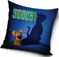 Carbotex Scooby Doo Sierkussen - Kussen 40 x 40 cm inclusief vulling