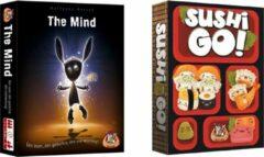 White goblin Spelvoordeelset Sushi Go & The Mind