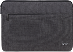 Acer NP.BAG1A.293 15.6 Opbergmap/sleeve Grijs notebooktas