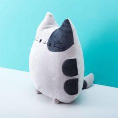 Balvi Katten kussen - Grijs