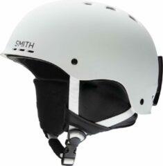 Witte Smith Holt 2 Unisex Skihelm - Matte White - 51-55 cm