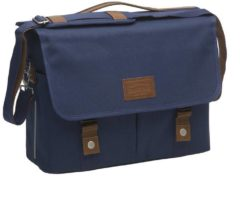Blauwe New Looxs Schoudertas Mondi Single 15,5L 38X28X15 cm Blauw