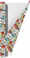 Inter-Stat Mario Kart kaftpapier voor schoolboeken - 200 x 70 cm - 6 rollen