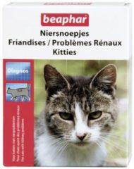 Beaphar Niersnoepjes - Kattensnack - Gevogelte Vlees 75 tab - Kattenvoer