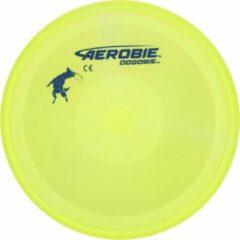 Aerobie Hondenfrisbee Dogobie Disc 20 Cm Geel