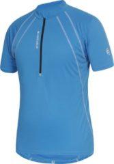 Zwarte Icepeak Francis - heren - fietsshirt - maat S - blauw