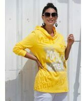 Shirt MIAMODA Geel