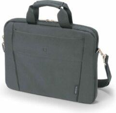 Dicota Laptoptas Tasche / Notebook / Slim Case BASE / 15- Geschikt voor max. (laptop): 39,6 cm (15,6) Grijs