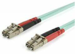 StarTech.com 15 m OM3 LC naar LC Multimode Duplex optische glasvezel netwerkkabel