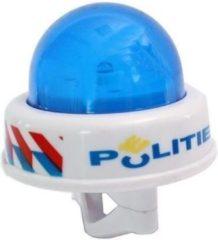 Eddy Toys Toeter Politiesirene Blauw/wit 8 Cm
