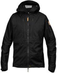 Jacke Keb Eco-Shell 82411-550 Fjällräven Black