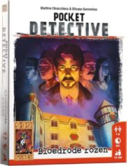 999 Games 999-games Spel Pocket Detective Bloedrode Rozen
