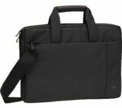 Riva Case RivaCase 8211 - Laptop Schoudertas - 10.1 Inch - Extra vak voor 7 Inch tablet - Zwart