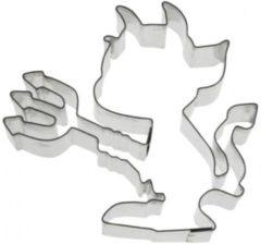 Zilveren Städter Uitsteker RVS - duiveltje - 6.5 cm - St�dter