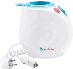Blauwe Badabulle Flessenverwarmer Easy + (Thuis & Auto)