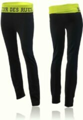 Koraalrode Boxeur Des Rues Lady Workout Pants-black