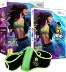 505 Games Zumba Fitness 2 + Belt