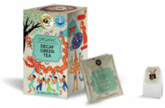 Ministry Of Tea Decaf groen Tea Bio (20st)