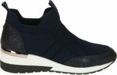 La Strada Sneaker Dames Blauw