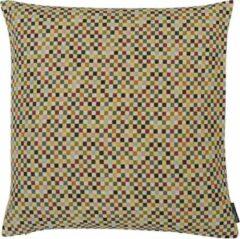 Creme witte The Cushion Shop Block XS multi - Sierkussen - 44x44 cm