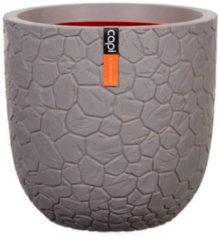 Capi europe Capi Nature Clay pot 35x34cm bloempot grijs
