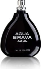 Antonio Puig Agua Brava Azul 100 ml - Eau De Toilette Spray Herenparfum