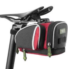 ROCKBROS Cycling Saddle Bag Mountain Road Bike Bicycle MTB Seat Post Bag Fixed Gear