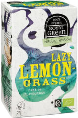 Royal Green Royal groen Lazy lemongrass 16 Stuks