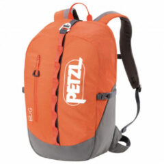 Petzl - Bug Backpack - Klimrugzak maat 18 l, oranje/grijs/rood
