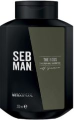 Sebastian Professional SEB Man - The Boss - Thickening Shampoo - 50 ml