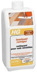 Transparante HG Laminaatreiniger Zonder Glans Reiniger - 1000 ml