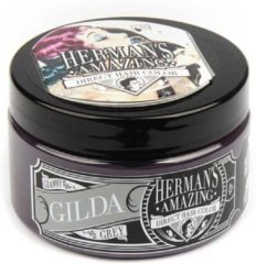 Gilda Granny grey, semi permanente haarverf grijs - 115 ml - Hermans Amazing Haircolor