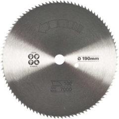 Stanley Circelzaagblad 190 x 16mm cv 100t