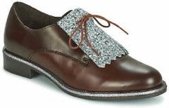Bruine Nette schoenen André FATOU