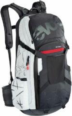 Zwarte Evoc FR Trail Unlimited Protector Backpack 20L - Rugzakken