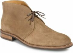 Taupe Steppin' Out Mannen Sudbury - Boot Bruin Suède Maat: 46