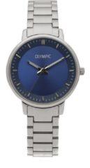 Olympic OL21DSS003 Verona Horloge Staal Zilverkleurig 32mm Dames