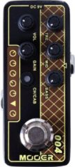 Mooer Micro Preamp 004 Day Tripper overdrive effectpedaal