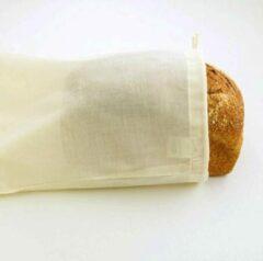 Natuurlijkerleven Broodzak 100% Katoen - Extra Large (Bio)