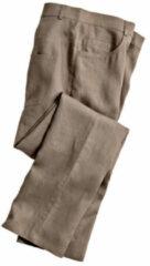 GRÜNHELD Linnen broek in 5-Pocket-Style, geen gebruik 56