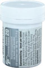 Medizimm Zimmermann Zemm FP 20 120 tabletten