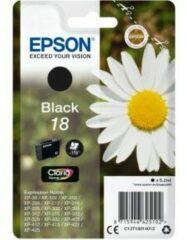 Epson C13T18014022 5.2ml 175pagina's Zwart inktcartridge