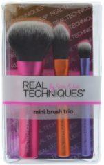 Real Techniques Original Collection Base Mini Brush Trio 1 Stk.