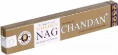Bruine Vijayshree Golden Nag Chandan Masala - los pakje 15 gram