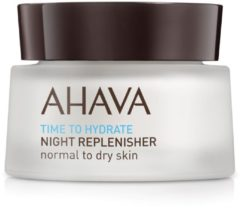 Ahava Night replenisher normal/dry skin 50 Milliliter