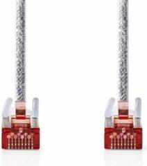 Nedis S/FTP CAT6 Gigabit netwerkkabel / transparant - LSZH - 30 meter