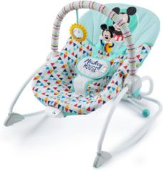 Disney Baby Mickey Mouse Happy Triangles Wipstoel - Infant to Toddler - Rocker