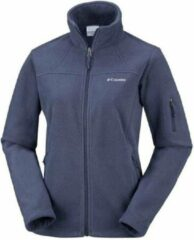 Columbia Fast Trek Ii Jacket Outdoorvest Dames - Nocturnal - Maat S