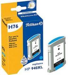 Pelikan Vertriebsgesellschaft mbH & Co. KG Pelikan 20 ml - Cyan - Tintenpatrone (Alternative zu: HP 940XL) 4109019
